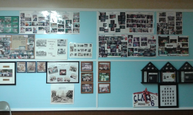 Class of 65 Wall